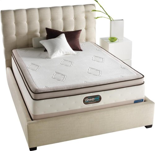 Beautyrest - TruEnergy - Zoe - Ultra Plush - Box Pillow Top - Cal King