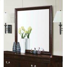 Louis Philippe Square Dresser Mirror