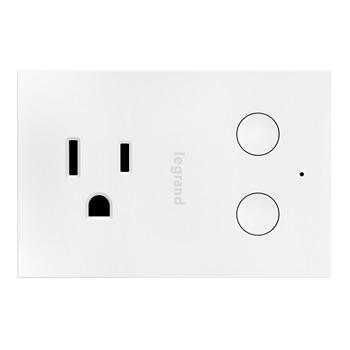 Smart Plug-In Tru-Universal Dimmer with HomeKit Technology