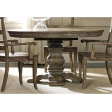 Dining Room Sorella Pedestal Dining Table w/1-20'' leaf