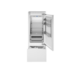 Bertazzoni30 inch Built-In Bottom Mount Panel Ready Stainless Steel