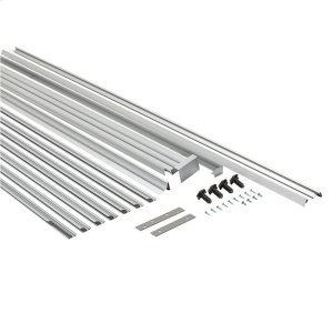 WhirlpoolStainless Steel Sidekick Trim Kit