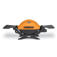 Q™ 1200™ LP GAS GRILL - ORANGE