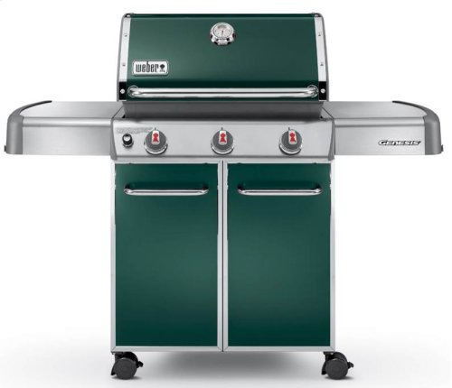 GENESIS® E-310™ LP GAS GRILL - GREEN