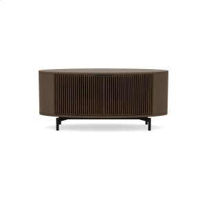 Media Console 9650 in Toasted Walnut -