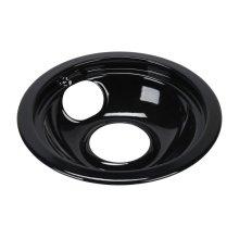 Round Electric Range Burner Drip Bowl