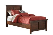 Ladiville - Rustic Brown 2 Piece Bed Set (Twin)