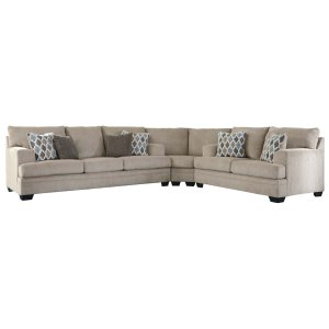 Ashley Furniture Dorsten - Sisal 3 Piece Sectional