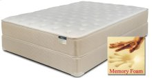 "Comfortec - Carlton - Memory Foam - 11.5"" Plush - Queen"