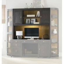 Home Office South Park Computer Credenza Hutch