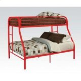 Tritan Red T/f Bunk Bed Product Image