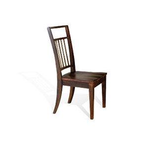 Sunny DesignsMossy Oak Chair, Wood Seat