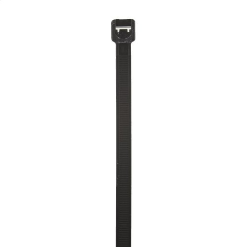 36 Inch Cable Tie Black - Package of 50