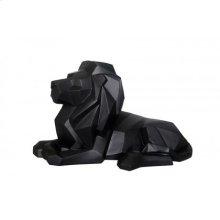 Geometric Decorative Lion