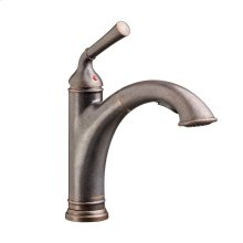 Portsmouth 1-Handle Pull Out Kitchen Faucet  American Standard - Oil Rubbed Bronze