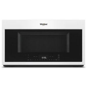 1.9 cu. ft. Smart Over-the-Range Microwave with Scan-to-Cook technology 1 - WHITE