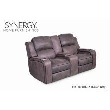 514 Smart Comfort Console Loveseat w/ PHR and app