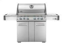 Napoleon LEX 605 with Side Burner and Infrared Bottom & Rear Burners
