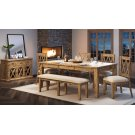 Telluride Dining Bench Product Image