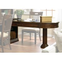 Home Office Cherry Creek Partner Desk Product Image