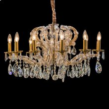 Portola 12 Light Chandelier