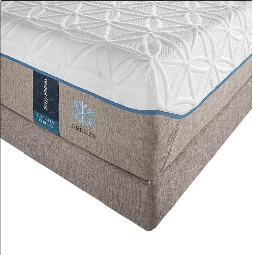 TEMPUR-Cloud Collection - TEMPUR-Cloud Luxe Breeze - King
