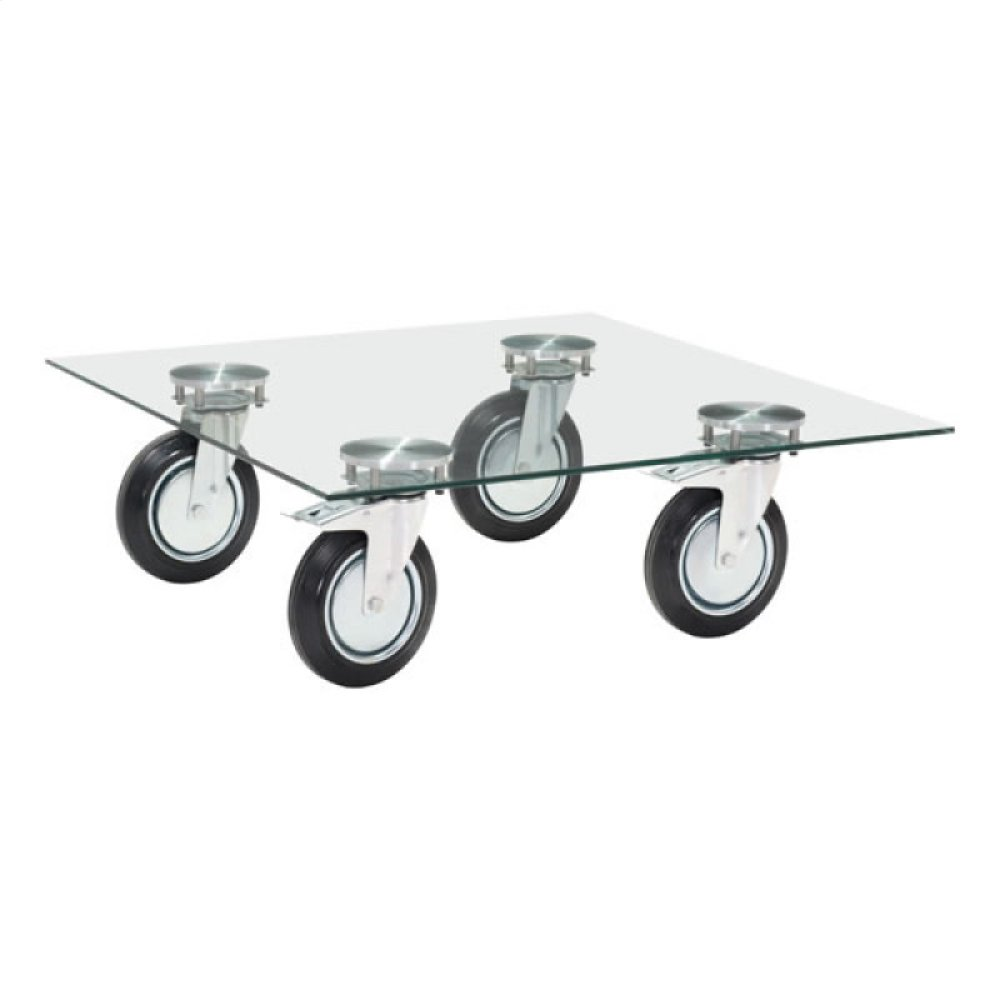 Belle Coffee Table Clear