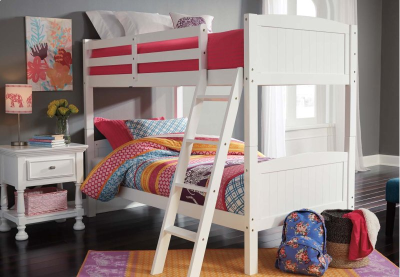 B50259r In By Ashley Furniture In Rocky Mount Nc Twin Bunk Bed