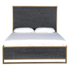 Vogue Bed Queen Black