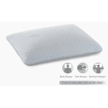 Sleep to Go DuoCore Dual Comfort Pillow