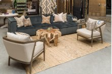 Element Sectional w/ RAF Chaise Smoke
