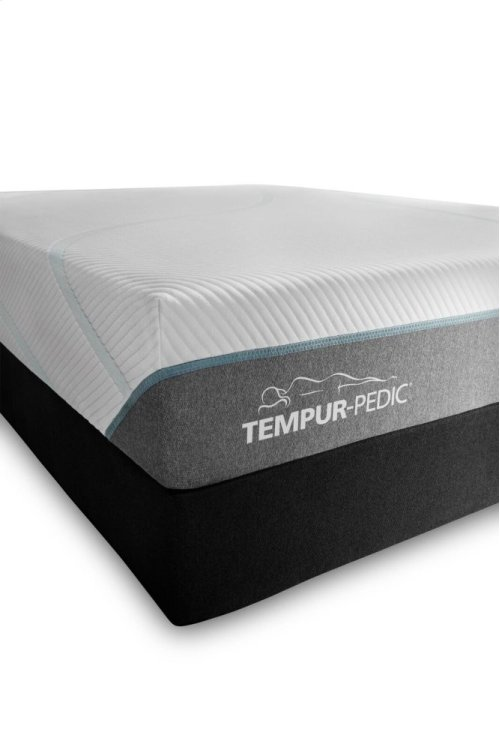 TEMPUR-Adapt Collection - TEMPUR-Adapt Medium Hybrid - Split Cal King