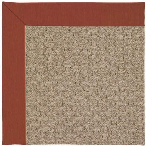 Creative Concepts-Grassy Mtn. Canvas Brick Machine Tufted Rugs