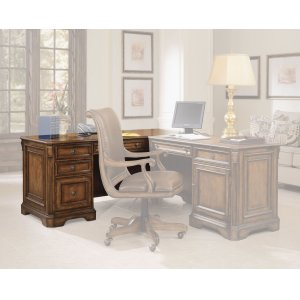 Hooker FurnitureHome Office Brookhaven Left Pedestal Desk