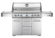 Napoleon LEX 730 with Side Burner and Infrared Bottom & Rear Burners