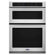 30-INCH WIDE COMBINATION WALL OVEN WITH TRUE CONVECTION - 6.4 CU. FT.