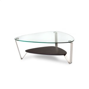 Bdi FurnitureSmall Coffee Table 1344 in Espresso