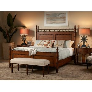 Fine Furniture DesignPanel King Bed