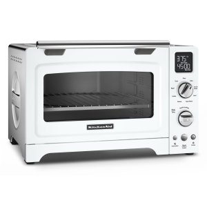 "Kitchenaid12"" Convection Digital Countertop Oven White"