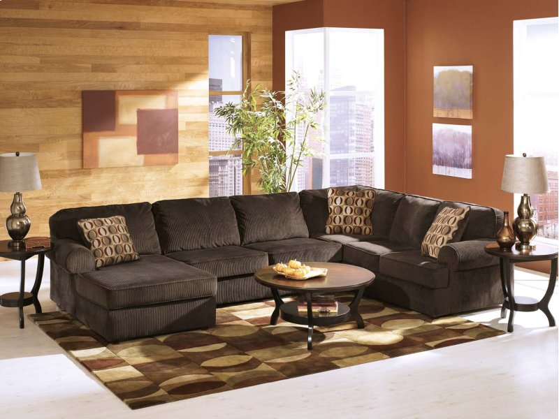 6840434 In By Ashley Furniture In Tulsa Ok Armless Loveseat