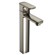 Upton Single-Handle Lavatory Faucet - Vessel - Brushed Nickel