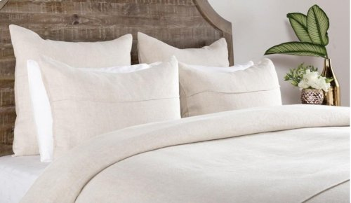 Beaumont Linen 3Pc Queen Set