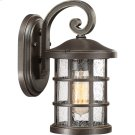 Crusade Outdoor Lantern in Palladian Bronze Product Image