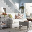 Custom Upholstery Small Queen Sleeper Product Image