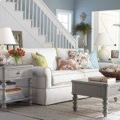 Custom Upholstery Small Sofa