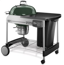 PERFORMER® DELUXE CHARCOAL GRILL - 22 INCH GREEN