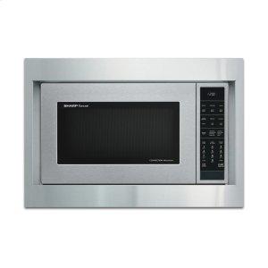 Sharp AppliancesSharp 27 in. Built-in Microwave Oven Trim Kit