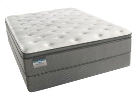 BeautySleep - Keyes Peak - Pillow Top - Luxury Firm - Cal King