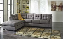 2-Piece Sleeper Sectional with LAF Chaise