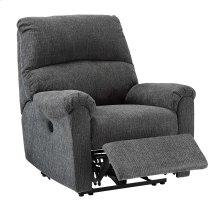 McTeer Power Recliner - Charcoal